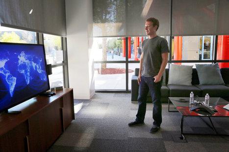 Facebook Leads an Effort to Lower Barriers to Internet Access | Medienbildung | Scoop.it