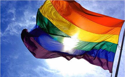 #106 Flying the rainbow flag | This gives me hope | This Gives Me Hope | Scoop.it