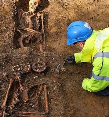 Haddenham dig yields finds dating back 1,400 years | Histoire et archéologie des Celtes, Germains et peuples du Nord | Scoop.it