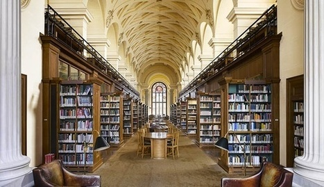 The Evolution of the College Library | innovative libraries | Scoop.it