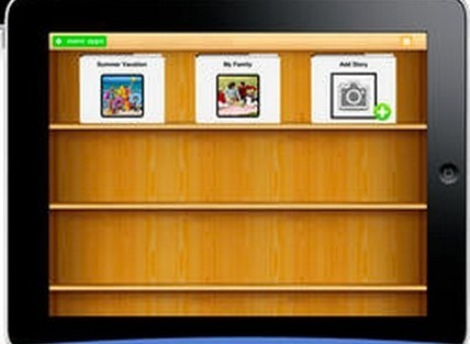A Simple iPad App to Create Story Books With Kids ~ Educational Technology and Mobile Learning | Educación | Scoop.it