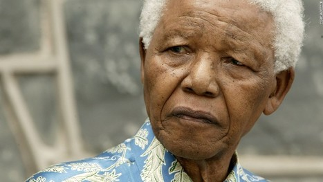 Nelson Mandela: 10 surprising facts you probably didn't know  - CNN.com | Marketing, Management & Money | Scoop.it