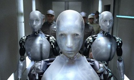 'Robots and computers will commit more crime than humans by 2040'   I Need Work   Scoop.it