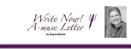 Write Now! A-Muse Letter by Susan Borkin | Journaling Writing Revising Publishing | Scoop.it