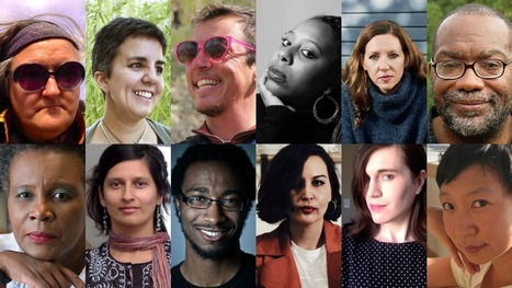 30 Poets You Should Be Reading | Beyond the Stacks | Scoop.it