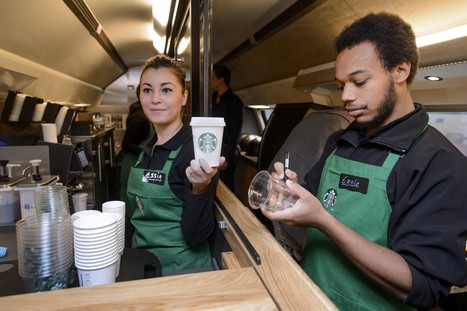 Starbucks Wants to Help Its Workers Get an Affordable College Degree | Pahndeepah Perceptions | Scoop.it