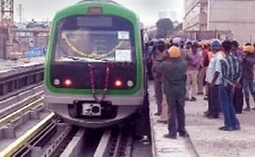 Disruption in Power Supply Halts Metro Services for One Hour - The New Indian Express | Web Application Development ,IT Services and Website Design in Bangalore | Scoop.it