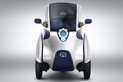 Toyota i-Roa Veículo elétrico de três rodas com uma capacidade de transporte para duas pessoas  e uma autonomia de 30 milhas | Digital Sustainability | Scoop.it
