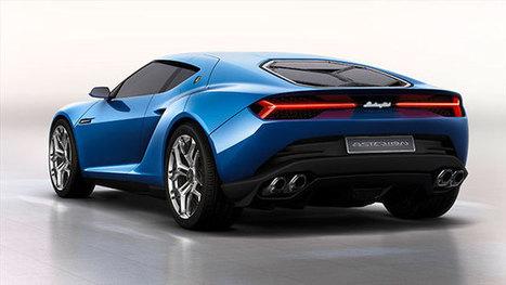 Lamborghini reveals 910-horsepower Asterion hybrid concept | tech | Scoop.it