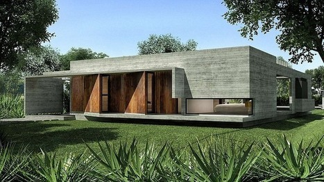 Haras House by Besonias Almeida Arquitectos | Home Adore | Architecture and interiors i love | Scoop.it