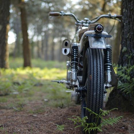 Ducati Road 350 | Rogermotard | Scoop.it