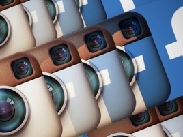 Instagram Marketing Is Quickly Catching Up to Facebook | Social Media | Scoop.it