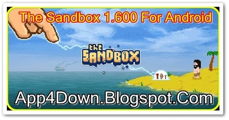 Download The Sandbox 1.600 For Android (APK) Latest FREE - Download Your Favorite Free Apps | Free Latest Updated Software Download | Scoop.it