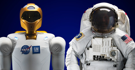 NASA's Human-like Space Robot Pays Dividends on Earth | Daily Updated Web Development & Designing News With Updated Technologies | Scoop.it
