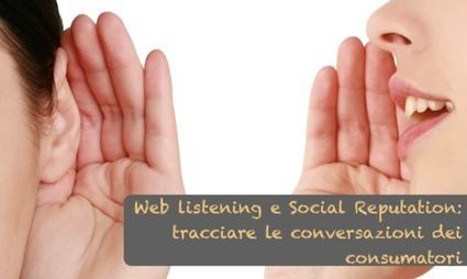 Misurare l'online brand reputation: social media listening insights - Social Learning Blog | Carlo Mazzocco | Il Web Marketing su misura | Scoop.it