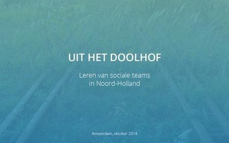 Kijkje in de keuken van sociale wijkteams — Kenniscentrum Wmo en Wonen Noord-Holland | Kijken hoe dit gaat | Scoop.it