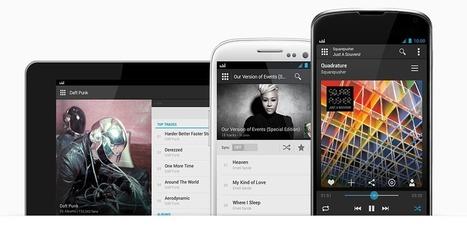 Nowa beta aplikacji Deezera na Androida jest wspaniała! - | Deezer | Scoop.it