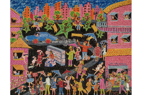 Samba spirit comes to Museum of Fine Arts, Boston, with exhibition of Afro Brazilian art | Art Daily | Kiosque du monde : Amériques | Scoop.it