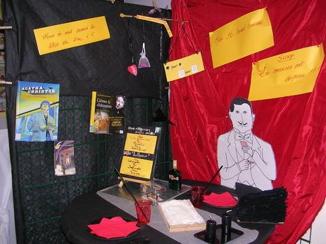 Il était une fois... le blog du CDI du collège des Montagnes du matin | Fenêtre ouverte sur l'espace numérique de votre CDI! | Scoop.it