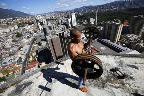 Venezuela's 45-Storey 'Tower of David' | Urban Decay Photography | Scoop.it