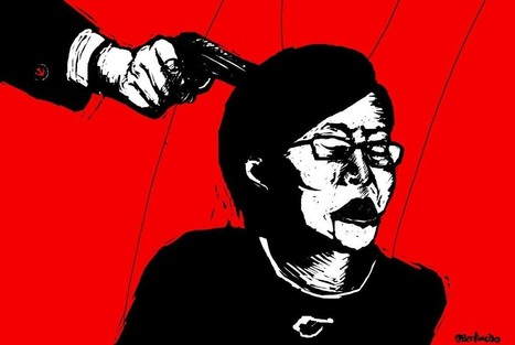Behind the Confession of Chinese Women's Rights Defender Wang Yu | Fabulous Feminism | Scoop.it