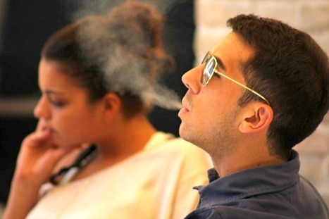 Smokers Dominate Social Scenes in the Ideal City - Urbino | Le Marche another Italy | Scoop.it
