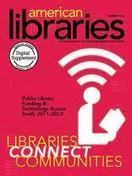 """American Libraries"": Media, Technology, and Community in an Onsite-Online World 