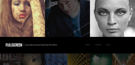 30 New and Free Responsive WordPress Themes | Tips & example webdesign | Scoop.it