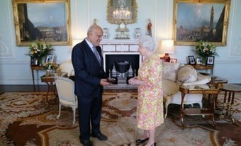 Magdi Yacoub becomes the first Egyptian to receive the Order of Merit | Égypt-actus | Scoop.it