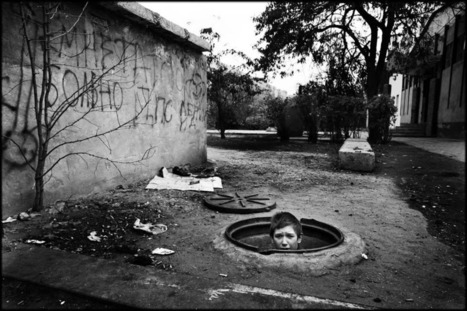 Street children of Ukraine   Photographer: David Gillanders   BLACK AND WHITE   Scoop.it