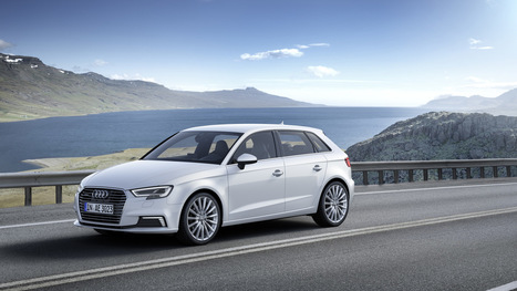 2017 Audi A3 e-tron plug-in hybrid to get updates to styling, tech | Business and the Environment | Scoop.it
