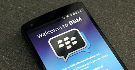 BBM قادمة لهواتف ويندوز هذا الصيف | SEO, Marketing, Social Media, News | Scoop.it