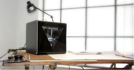 FABtotum : une imprimante 3D + scanner + fraiseuse, tout-en-un - Numerama | Imprimante3D | Scoop.it