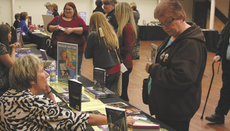 Mystery writers, fans gather | The Suffolk News-Herald | Stories of the Heart | Scoop.it