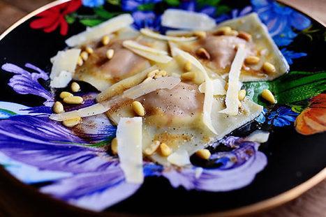 Pumpkin Ravioli | Yummy goodness | Scoop.it
