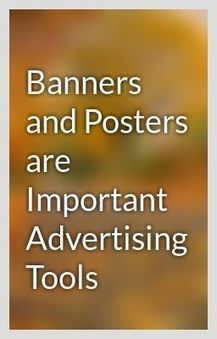 Banners and Posters are Important Advertising Tools - Wattpad | Customise Sale Banner and Poster for Advertising | Scoop.it