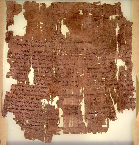 CONFERENCIA: Egipcios y extranjeros en la literatura del Egipto antiguo<br/> Por Dr. Jos&eacute; Ramon P&eacute;rez Accino | Centro de Estudios Art&iacute;sticos Elba | Scoop.it