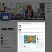 Facebook Answers Your Questions About The New Page Design | StoreYa's Social Commerce Tips | Scoop.it