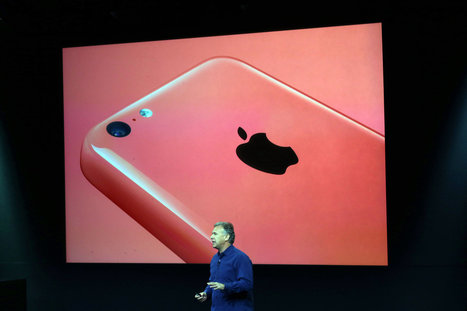 Apple Unveils Faster iPhone, and a Cheaper One, Too - New York Times   Marketing   Scoop.it
