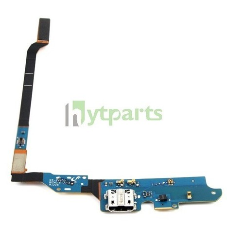 USB Charging Port Flex Cable with Mic for Samsung Galaxy S4 i9500 | How to save more money and time | Scoop.it