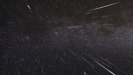 This year's Perseid meteor shower is really bringing the rain | Nick Lavars | NewAtlas.com | immersive media | Scoop.it
