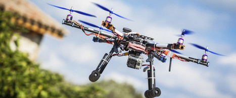 """Vie privée: la Californie vote des lois contre les drones et le """"revenge porn""""   Libertés Numériques   Scoop.it"""