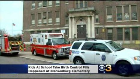 School District: 9 Students At Philly Elementary School Ingested Birth Control ... - CBS Local | What impact does birth control have on todays society? What are the Pro's and Con's about Birth Control? | Scoop.it