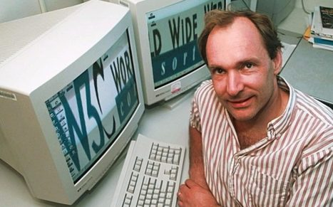 The world's first website went online 25 years ago today (08/06/2016) | alles voor de mediacoach | Scoop.it
