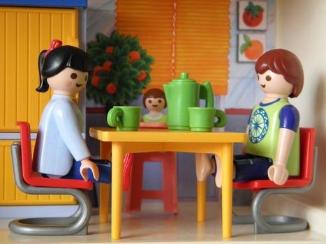10 ideas para trabajar Juego Simbólico I OcupaTEA | FOTOTECA INFANTIL | Scoop.it