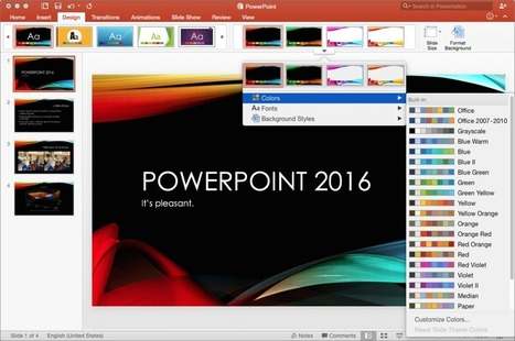 How to Design PowerPoint Presentations That Pack a Punch - in 5 Easy Steps | Entrepreneur Bookstore | Scoop.it