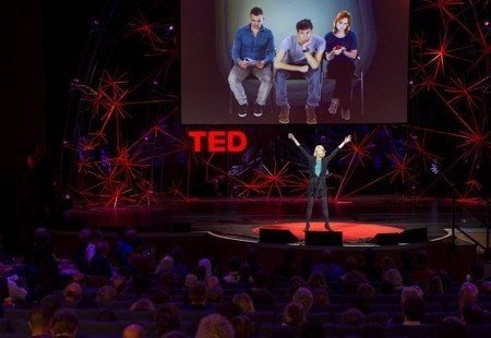 TED Blog | What we tell ourselves with our body language: Amy ... | The French bus | Scoop.it