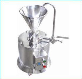 Lab Colloid Mill : Colloid Mill, Pharmaceuticals Machinery, Ointment Mixing Plant for Pharmaceuticals, Cream manufacturing Machines, Pharmaceuticals Machines Manufacturer | Colloid Mill | Scoop.it