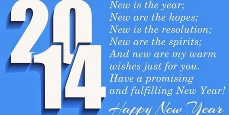 Happy New Year 2014 Cards HD Wallpapers | latest 3d wallpapers | Latest 3d wallpapers | Scoop.it
