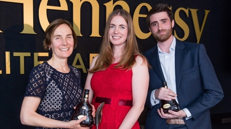 Ríona Judge McCormack wins Hennessy New Irish Writer 2016 award | The Irish Literary Times | Scoop.it